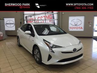 New 2018 Toyota Prius Technology Avanced Package for sale in Sherwood Park, AB