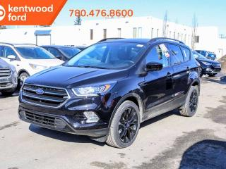 New 2019 Ford Escape SE sport appearance pkg 200A 1.5L 4WD ecoboost, heatyed power seats, keyless entry, reverse camera system for sale in Edmonton, AB