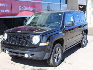 Used 2015 Jeep Patriot HIGH ALTITUDE HEATED SEATS ROOF for sale in Edmonton, AB