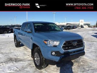 New 2019 Toyota Tacoma 4WD SR5 for sale in Sherwood Park, AB