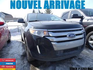 Used 2011 Ford Edge Sel|awd|cuir|toitpan for sale in Drummondville, QC