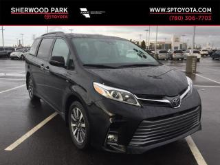 New 2019 Toyota Sienna XLE for sale in Sherwood Park, AB