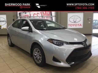New 2019 Toyota Corolla LE for sale in Sherwood Park, AB
