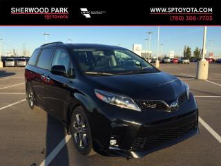 New 2019 Toyota Sienna SE for sale in Sherwood Park, AB