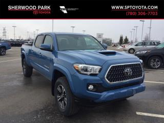 New 2019 Toyota Tacoma TRD SPORT UPGRADE for sale in Sherwood Park, AB