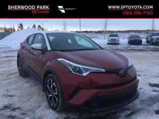 New 2019 Toyota C-HR XLE Premium for sale in Sherwood Park, AB