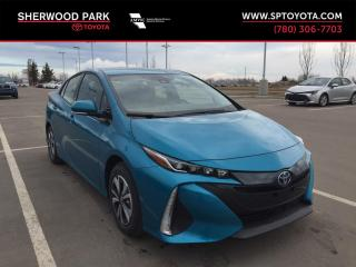 New 2019 Toyota Prius Prime Upgrade for sale in Sherwood Park, AB