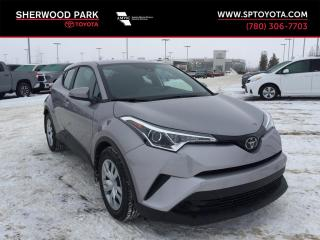 New 2019 Toyota C-HR for sale in Sherwood Park, AB