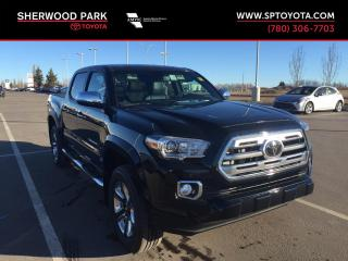 New 2019 Toyota Tacoma LIMITED for sale in Sherwood Park, AB