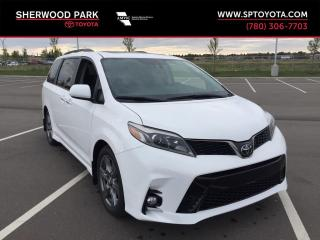 New 2019 Toyota Sienna SE Technology for sale in Sherwood Park, AB
