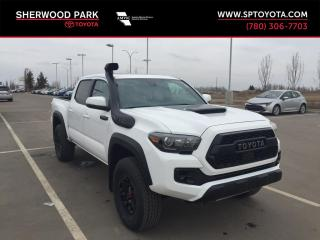 New 2019 Toyota Tacoma 4WD TRD Pro for sale in Sherwood Park, AB