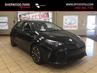 New 2019 Toyota Corolla SE Upgrade for sale in Sherwood Park, AB