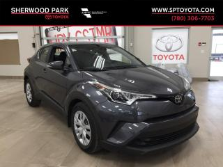 New 2019 Toyota C-HR XLE for sale in Sherwood Park, AB