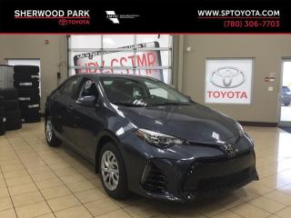 New 2019 Toyota Corolla SE for sale in Sherwood Park, AB