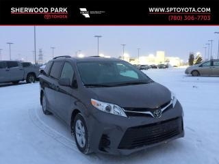 New 2019 Toyota Sienna LE for sale in Sherwood Park, AB