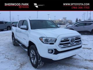 New 2019 Toyota Tacoma 4WD Limited for sale in Sherwood Park, AB