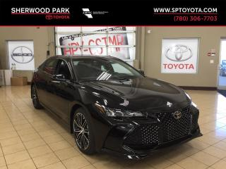 New 2019 Toyota Avalon XSE for sale in Sherwood Park, AB