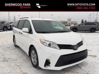 New 2019 Toyota Sienna for sale in Sherwood Park, AB
