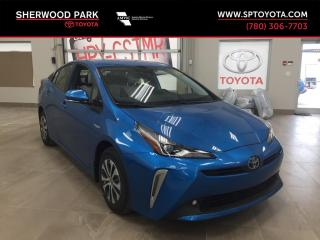New 2019 Toyota Prius TECHNOLOGY AWD-e for sale in Sherwood Park, AB