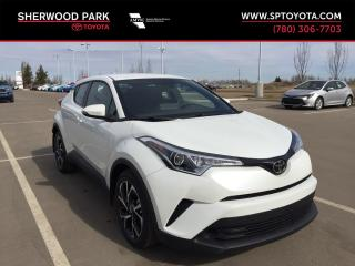 New 2019 Toyota C-HR Limited for sale in Sherwood Park, AB