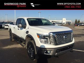 Used 2016 Nissan Titan XD Platinum Reserve for sale in Sherwood Park, AB