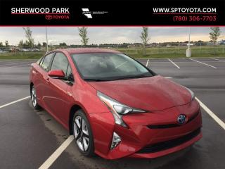 New 2018 Toyota Prius Touring for sale in Sherwood Park, AB