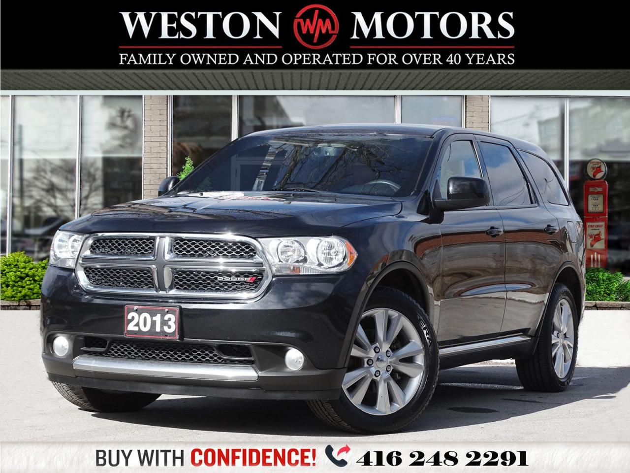 2013 Dodge Durango SXT*AWD*7PASS*AUX*A MUST SEE!!!*
