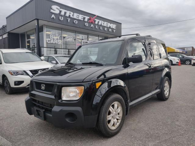 2006 Honda Element w/Y Pkg | All Wheel Drive | Sunroof | Tinted