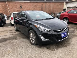 Used 2015 Hyundai Elantra Sport for sale in Toronto, ON