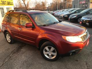 Used 2009 Subaru Forester X w/Premium Pkg/ AWD/ AUTO/ SUNROOF/ ALLOYS! for sale in Scarborough, ON