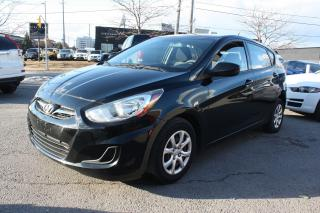Used 2014 Hyundai Accent GL for sale in Toronto, ON