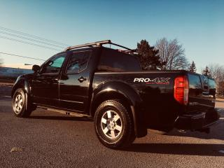 Used 2012 Nissan Frontier Pro-4X for sale in Mississauga, ON