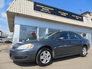Used 2010 Chevrolet Impala EXCELLENT CONDITION,1 OWNER, NO ACCIDENT for sale in Mississauga, ON