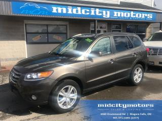 Used 2012 Hyundai Santa Fe GL/ Sunroof/ Heated Seats/ Bluetooth for sale in Niagara Falls, ON