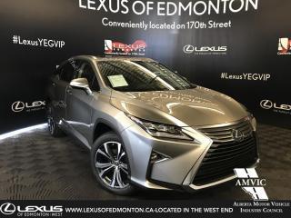 New 2019 Lexus RX 350 Luxury Package for sale in Edmonton, AB
