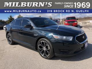 Used 2015 Ford Taurus SHO for sale in Guelph, ON