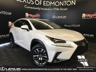 Used 2018 Lexus NX 300 Premium Package for sale in Edmonton, AB