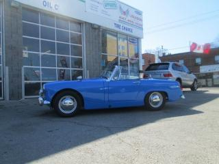 Used 1964 Austin-Healey Sprite for sale in Toronto, ON
