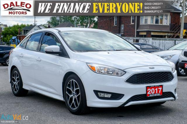 2017 Ford Focus SE | BACK UP CAM | HEATED SEATS | BLUETOOTH |