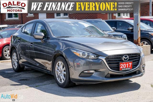 2017 Mazda MAZDA3 SE | BACKUP CAMERA | HEATED SEATS | LEATHER