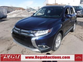 Used 2016 Mitsubishi Outlander SE 4D Utility AWD 3.0L for sale in Calgary, AB