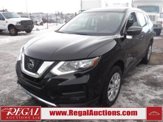 Used 2018 Nissan Rogue SV 4D Utility AWD 2.5L for sale in Calgary, AB