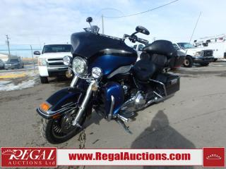Used 2010 Harley-Davidson Electra Glide UMLTRA LIMITED TOURING MOTORCYCLE for sale in Calgary, AB