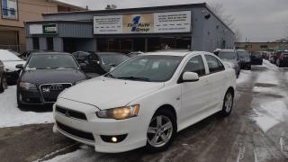 Used 2014 Mitsubishi Lancer SE for sale in Etobicoke, ON