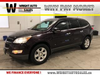 Used 2010 Chevrolet Traverse 1LT|AWD|8 PASSENGER|BACKUP CAMERA|134,287 KMS for sale in Cambridge, ON