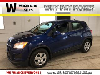 Used 2014 Chevrolet Trax LS|LOW MILEAGE|BLUETOOTH|38,577 KMS for sale in Cambridge, ON