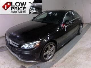 Used 2016 Mercedes-Benz C-Class AMG*Panormic*Navi*BurmesterSound*DRC*FullyLoaded* for sale in Toronto, ON