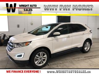 Used 2015 Ford Edge SEL|AWD|LEATHER|SUNROOF|NAVIGATION|49,210 KM for sale in Cambridge, ON