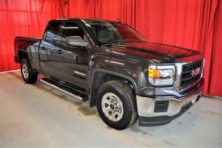 Used 2015 GMC Sierra 1500 WT| Double Cab | 4WD Z71 for sale in Listowel, ON