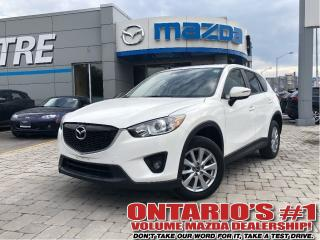 Used 2015 Mazda CX-5 GS-BACKUP CAM/SUNROOF/1.99%,C.P.O!!! for sale in Toronto, ON